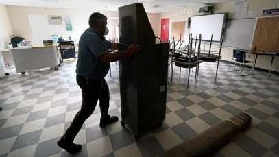 Une perfusion de secours suite à la pandémie dans les écoles américaines