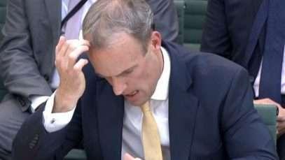 Le ministre britannique des Affaires étrangères révèle des erreurs d'information commises en Afghanistan