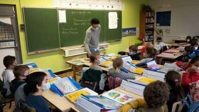 La rentré scolaire fait partie de l'apprentissage de la vie avec le virus.