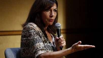 La maire de Paris, Anne Hidalgo, se porte candidate à la présidence