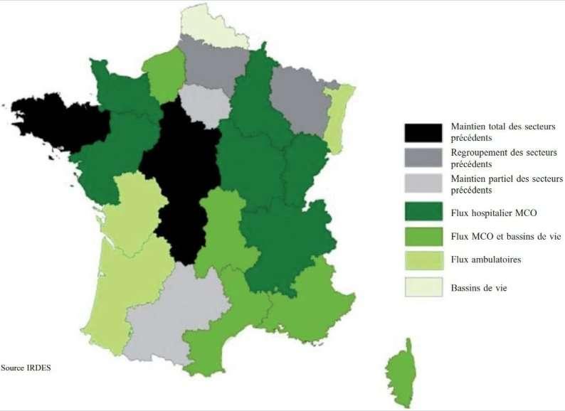 Importantes disparités dans le recours aux soins médicaux suivant les régions