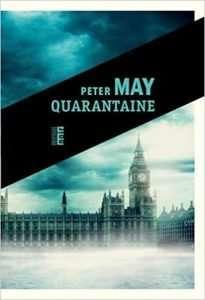 Quarantaine de Peter May