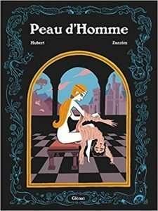 livre Peau d'Homme Prix Landerneau BD