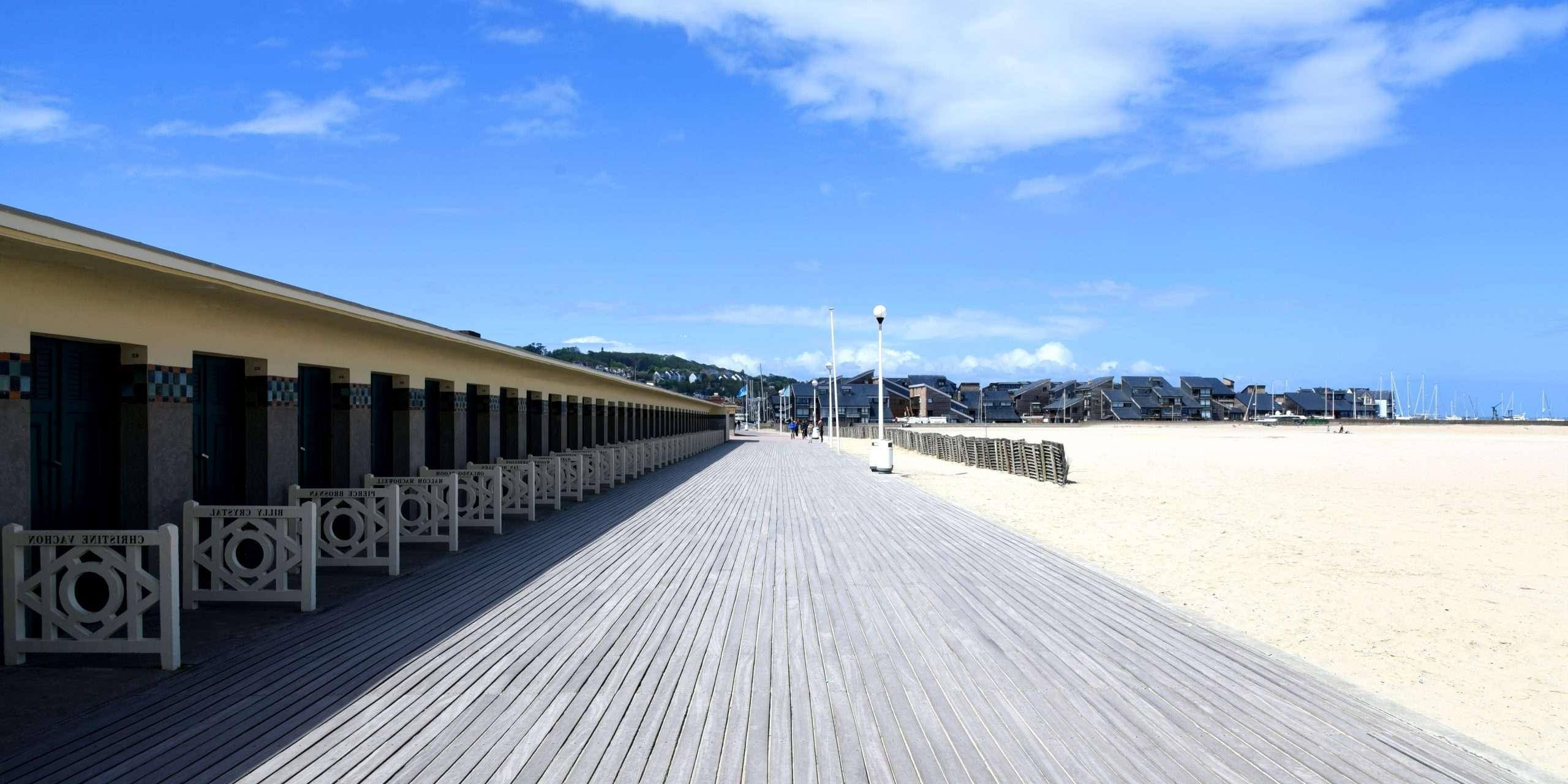 Deauville plus belle plage de France où se rendre cet été