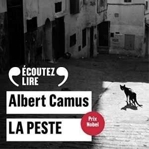 Livre audio La Peste d'Albert Camus