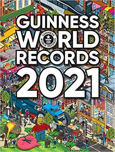 Livre des records du monde 2021