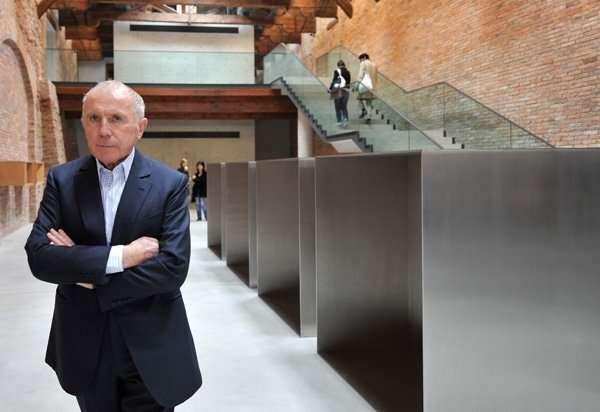 Le milliardaire François Pinault ouvre son musée parisien.