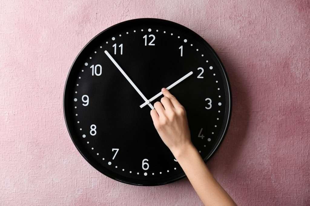 Rendez-vous le 25 octobre pour le changement d'heure.