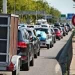 955 km de bouchons en France pour les départs en vacances