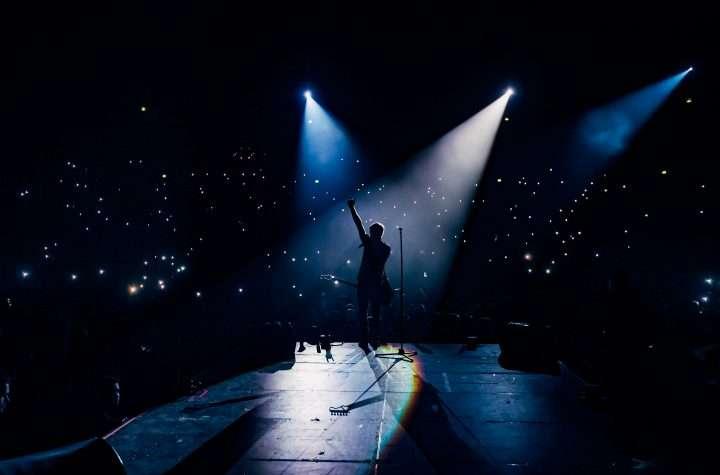 Bientôt un concert test en France ?