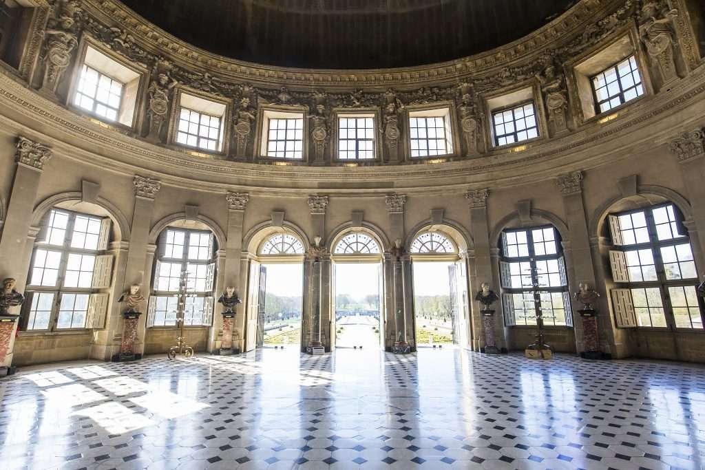 Château de Vaux le Vicomte.